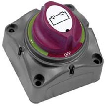 Picture of Bep Marine Batt Switch Mini Sel 200 C