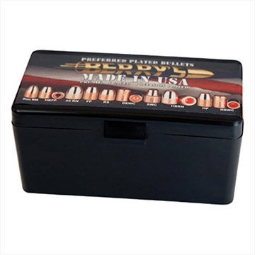 Picture of Berrys 99958 Centerfire Handgun .40 Cal/10Mm .40 Cal/10Mm .401 180 GR Flat Point 250 PK Box