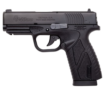 Picture of Bersa 40 Polymer Matte Black