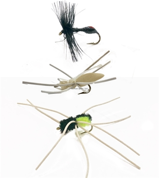 Picture of Betts Tackle Ant/Bee/Stone Fly 3 PC