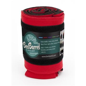 Picture of Beverage Barrels -Red