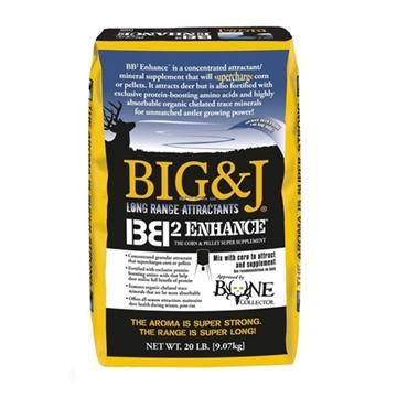 Picture of Big&J Big & J Industries Enhance Corn/Pellet Additive