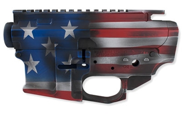 Picture of Billet Rifle Systems Brs Brs47 762X39 Matched Set Flag