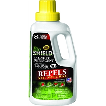 Picture of Bio Shield Insect Repellent & Killer Laundry Detergent 32Oz
