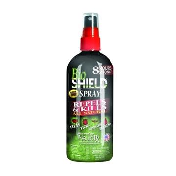 Picture of Bio Shield Insect Repellent & Killer 8Oz Spray Deet-Free Neurorx