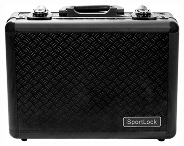 Picture of Sportlock Alumalock Case Double Handgun Black