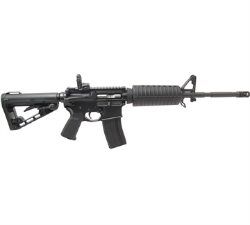 "Picture of Black Forge Tactical Tier 1 Rif 556/16"" Blk"