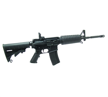 "Picture of Black Forge Tactical Tier 2 Rif 556/16"" Blk"