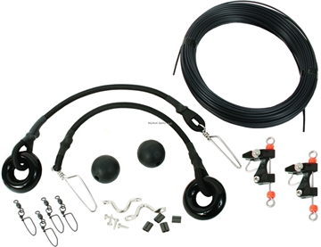 Picture of Black Marine Complete Outrigger Rigging Kit