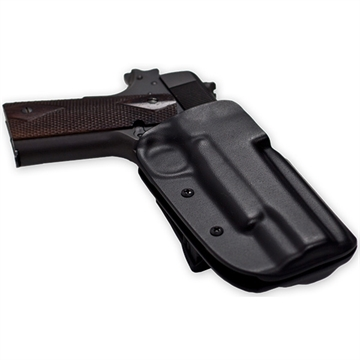 Picture of Blade Tech Outside Waistband RH Holster Black Ruger P944 DC