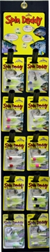 Picture of Blakemore 12 Peg Spin Daddy Display 5Pk