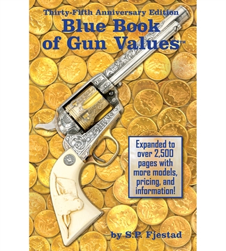 Picture of Blue Book   Gun Values 35Th