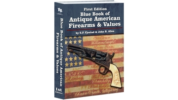 Picture of Blue Book   OF Antique