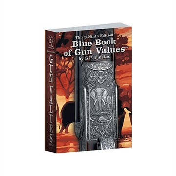 Picture of Blue Book 39Th Edition Gun Values