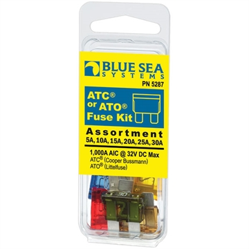 Picture of Blue Sea Systems Ato/Atc 6 Piece Kit
