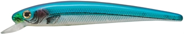 "Picture of Bomber A-Salt Minnow, 5 3/4"", 1 Oz, 1/0 Hooks, 2-4 Ft, Baby Blue Fish"