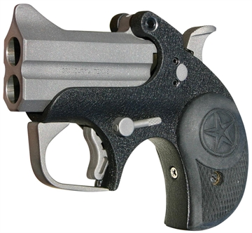 "Picture of Bond Arms Babu Backup Original Derringer Single 45 Automatic Colt Pistol (Acp) 2.5"" 2 Round Black"