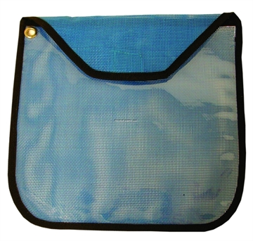 Picture of Boone Bait Co. 1 Pocket Lure Bag, Blue