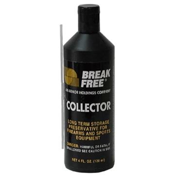 Picture of Break-Free Collector Liquid 4Oz. Bottle