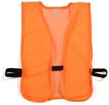 Picture of Breaux Safety Vest Mesh Hunters Orange Vest