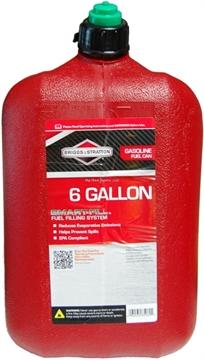 Picture of Briggs & Stratton 5.8 Gallon Gas Can