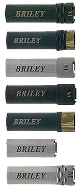 Briley Extcl Extended 12 GA Improved Cylinder Blackoptima + Choke Tube  Beretta