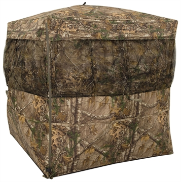 "Picture of Browning 5954105 Mirage  Ground Blind 600D Polyester Realtree Xtra 59"" W X 59"" D X 66"" H"