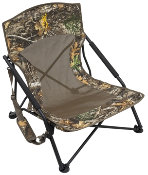 "Picture of Browning 852214 Strutter MC  Chair Polyester/Steel Realtree Edge HD 25"" W X 16"" D X 27"" H"