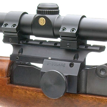 Picture of B-Sq Mnt Ruger Mini 14 Mblk
