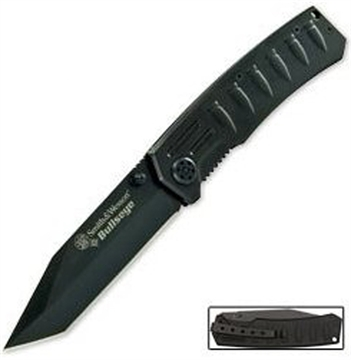 "Picture of Bti Tools Bullseye LL 4.5"" Blk Tanto"