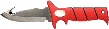 """Picture of Bubba Blade 4"""" Blade Gut Hook Knife, Fixed Blade, Sheath"""