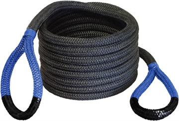 """Picture of Bubba Rope Rope Original Bubba 7/8"""" X20' Stretch Rope Blue Eyes"""