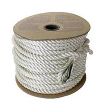 Picture of Buccaneer Rope Co. AN LN 1/2X200 TN WH
