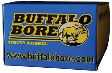 Picture of Buffalo Bore 20C/20 38 Special Lead Semi Wadcutter HP 158Gr 20Box/12Case
