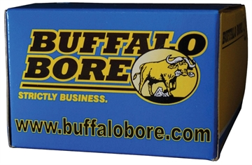 Picture of Buffalo Bore 39C/20 Rifle Ammo 308Win/7.62 Spitzer Supercharged 180Gr 20Bx/12Cs