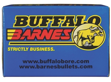Picture of Buffalo Bore 40B/20 Rifle 30-06 Springfield Barnes Tipped Tsx BT 168Gr 20Bx/12Cs