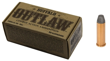 Picture of Buffalo Cartridge CO Cartr Ammo .38 Special Cowboy Action 125Gr. Lfp 50-Pk