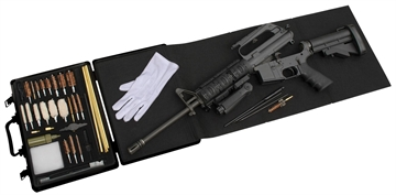 Picture of Bullseye Gckca Clean All Gun Cleaning Kit  .17 - 12 Gauge