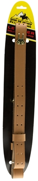 "Picture of Butler Creek 26522 Leather Cobra Sling 36"" X 1"" Padded Suede Brown"