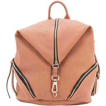 Picture of Cameleon Aurora Conceal Carry Backpack Teardrop Shape Salmon