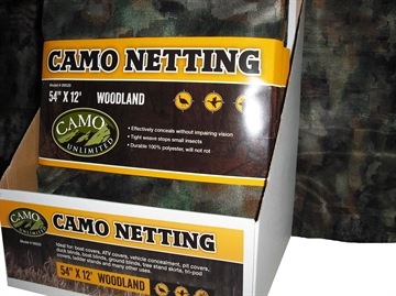 Picture of Camo Unlimited 9520 Poly Netting