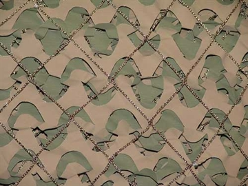 """Picture of Camo Unlimited Camo Netting Basic Series Military 9'10""""X9'10"""" Grn/Brn!"""
