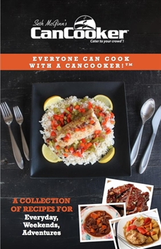 Picture of Cancooker Cooker Cookbook Over 100 Pages OF Kitchen Tested Recipe