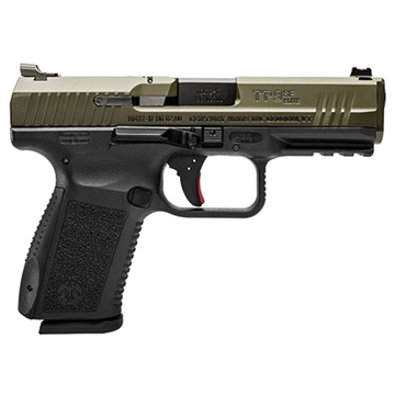 Picture of Canik   Tp9sf Elite 9Mm 4 OD Green 2 15Rd