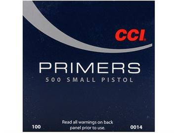 Picture of Cci 0014 Primer Small Pistol 10 Boxes OF 100 Primer