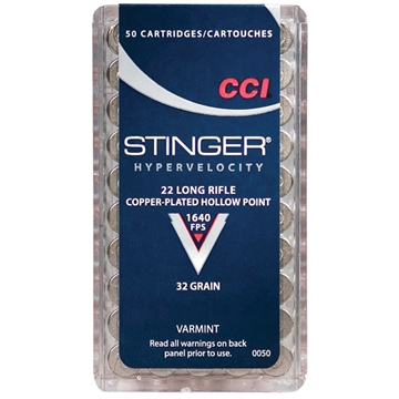 "Picture of Cci ""Stinger"" 22Lr HP 50/5000"