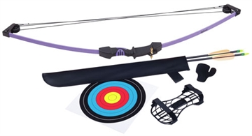 Picture of Centerpoint Compound Youth Bow Upland Purple Age 4-8