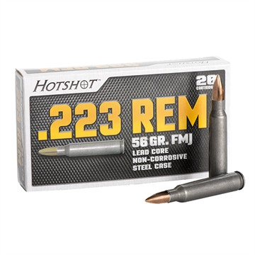 Picture of Cent Arms 223 56Gr Fmj 20/1000