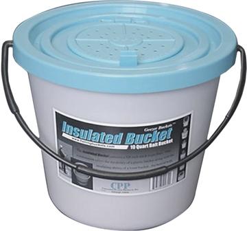 Picture of Challenge Plastics 10Qt. Insulated Bait