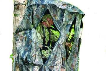 Picture of Chameleon Blinds Second Generation Bow Blind W/ Camo